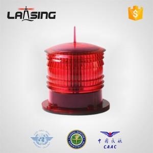 TY20S LED Single Low Intensity Solar Powered Obstruction Light (Type A)