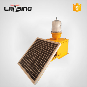 DLT32S LED Solar Powered Obstruction Light