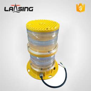 TY2AS Solar Medium Intensity Aviation Obstruction Light
