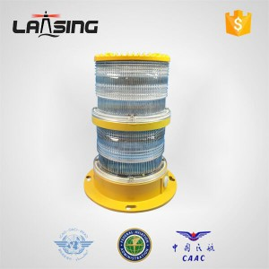 ZG2AS L-865/L-864 Medium intensity Type A Aviation Obstruction Light