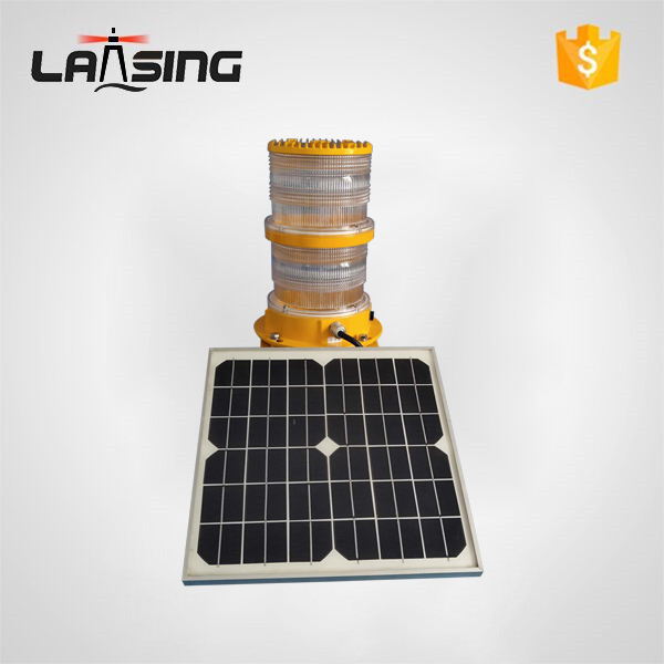 TY2AS Solar Powered Medium Intensity Type A Obstruction Light Featured Image