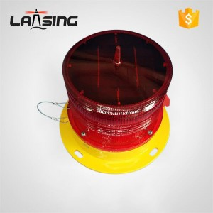 TY32S LED Solar Powered Obstruction Light