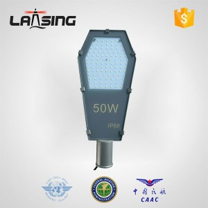 LD50 factory wholesale waterproof ip65 outdoor SMD led street light