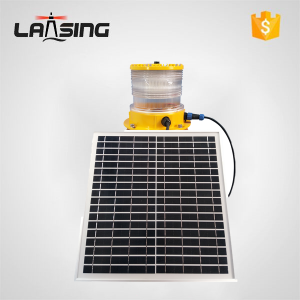 TY2KS LED Solar Powered Obstruction Light