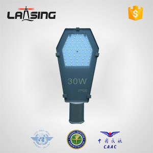 LD30 factory wholesale waterproof ip65 outdoor SMD led street light