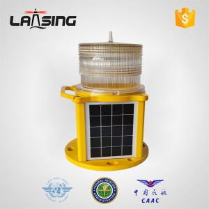 HB60-G-RF Solar Powered Marine Light with Remote Controller(3-5nm)