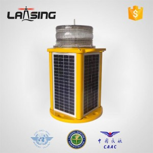 HB50-G-RF Solar Powered Marine Light with Remote Controller(5-7NM)