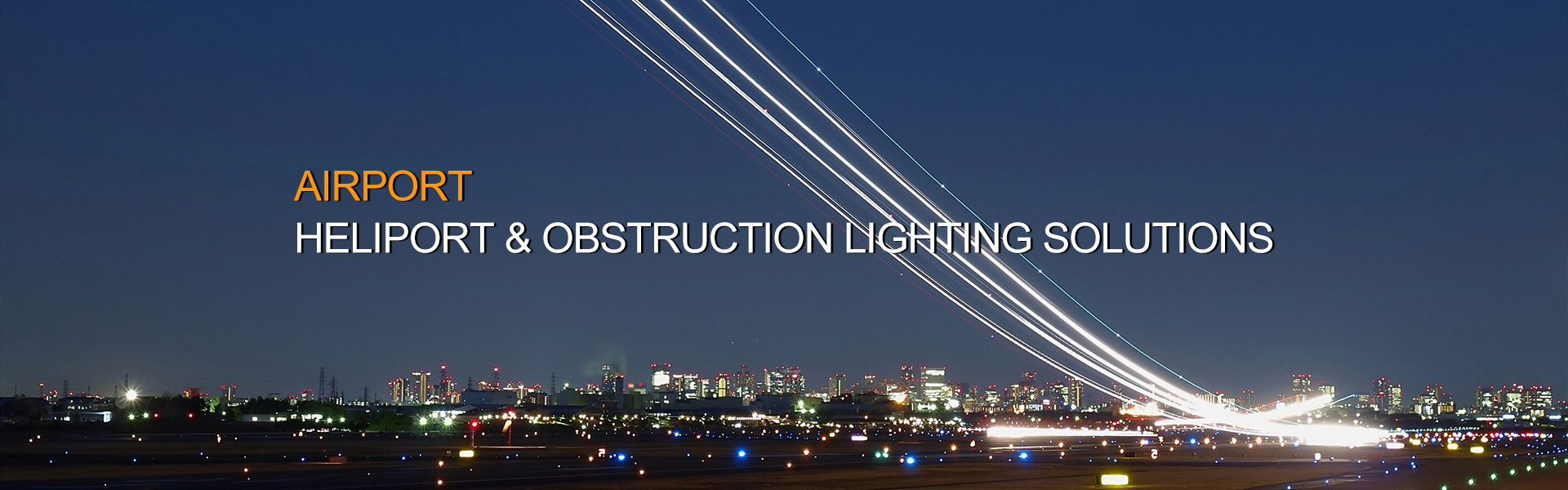 Airport, Heliport&Obstruction Lighting Solutions