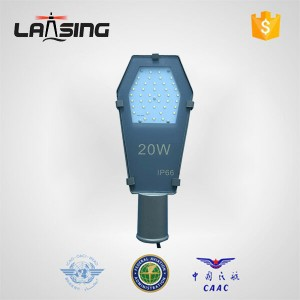 LD20 factory wholesale waterproof ip65 outdoor SMD led street light