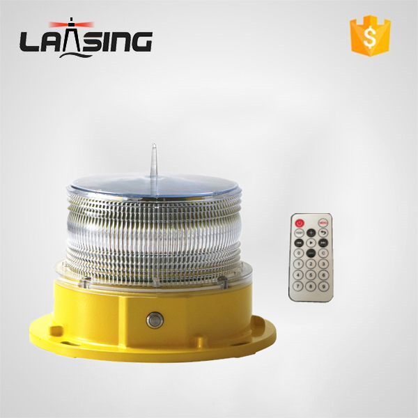 HB30-RF >5NM Solar Marine Light With Remote Controller Featured Image