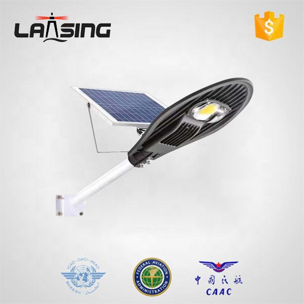 SL-BJ-30 manufacturers outdoor 30W Solar led street light Featured Image