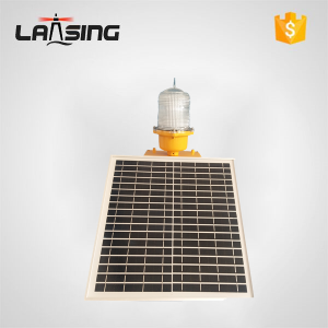 DLT10S LED Solar Powered Obstruction Light