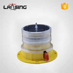 TY10S LED Solar Powered Obstruction Light