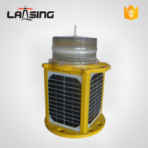 TYI32 LED Solar Powered Obstruction Light