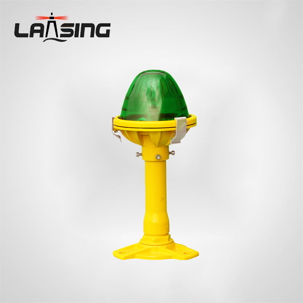 JCL350 Elevated Taxiway Edge Light(Green) Featured Image